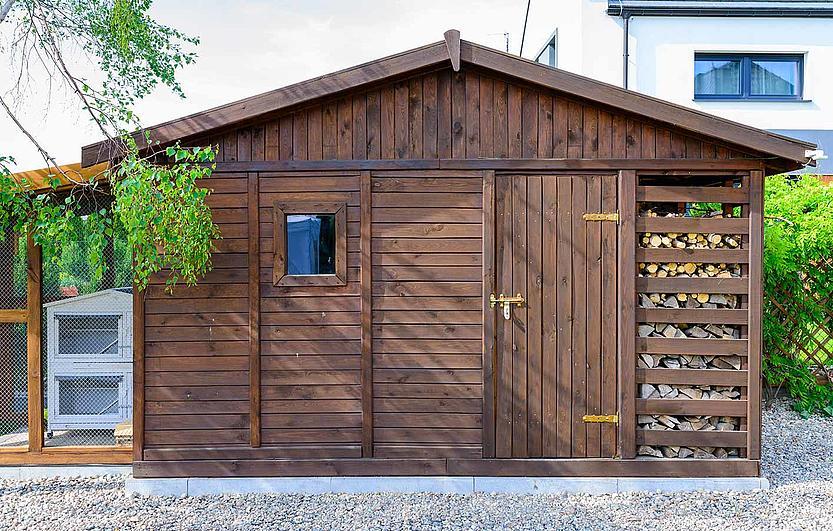 Satteldach fur gartenhaus selber bauen excellent fenster fur gartenhaus skanholz amilanoa - Fundament fur gartenhaus ...